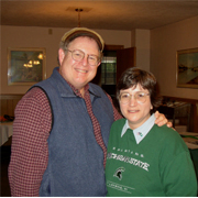 Paul & Suzette Buehrle, 2002