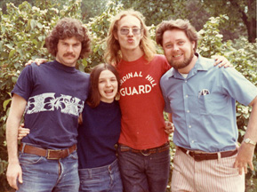 Gregory X, Beth Sperry, Chris Thor, Sears Eldredge - Date Unknown